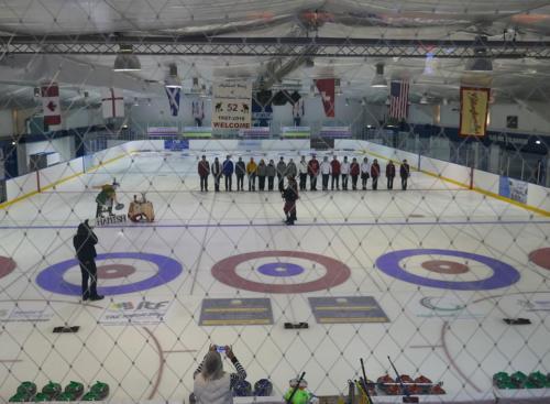 Scotland ceremony finals